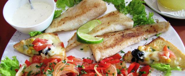Comer peixe para viver mais
