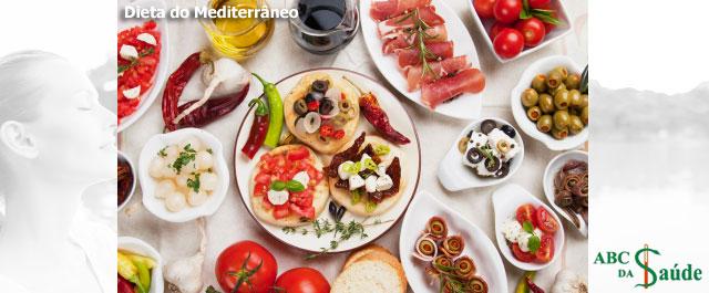 Dieta do Mediterrâneo reduz declínio mental da idade. – efeitos a longo prazo nos filhos - ABC da Saúde