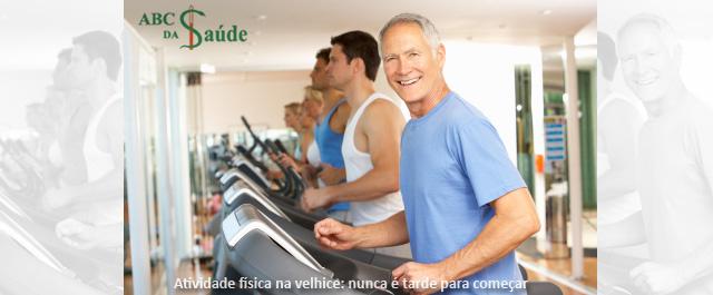 Atividade física na velhice: nunca é tarde para começar - ABC da Saúde