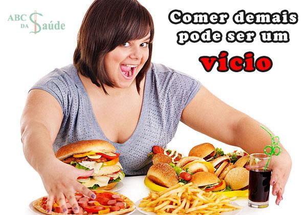 Comer demais pode ser um vício | ABC da Saúde
