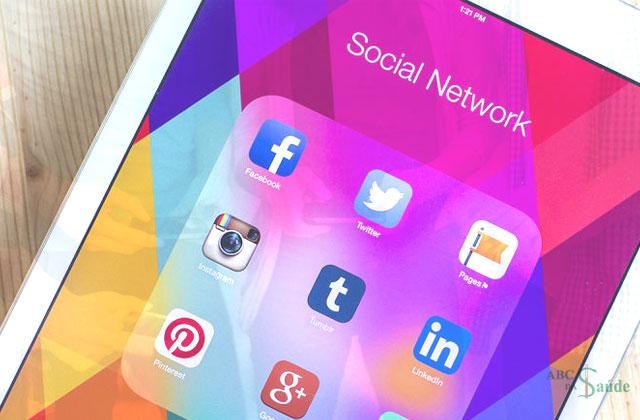 Uso excessivo de redes sociais está associado a depressão